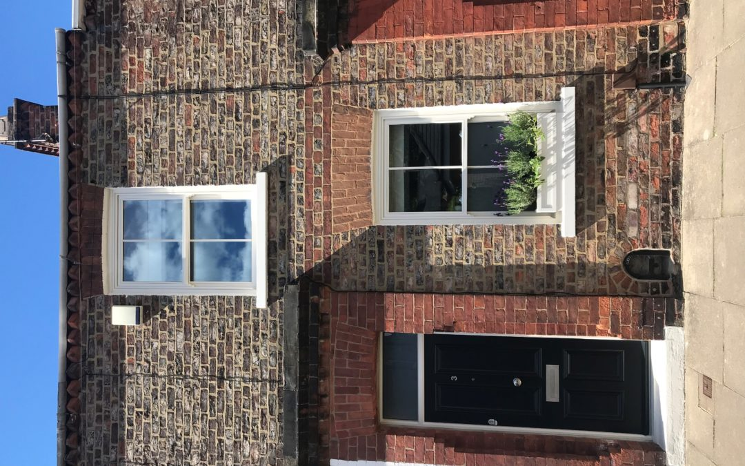 Solid Wooden Sash Windows Leeds